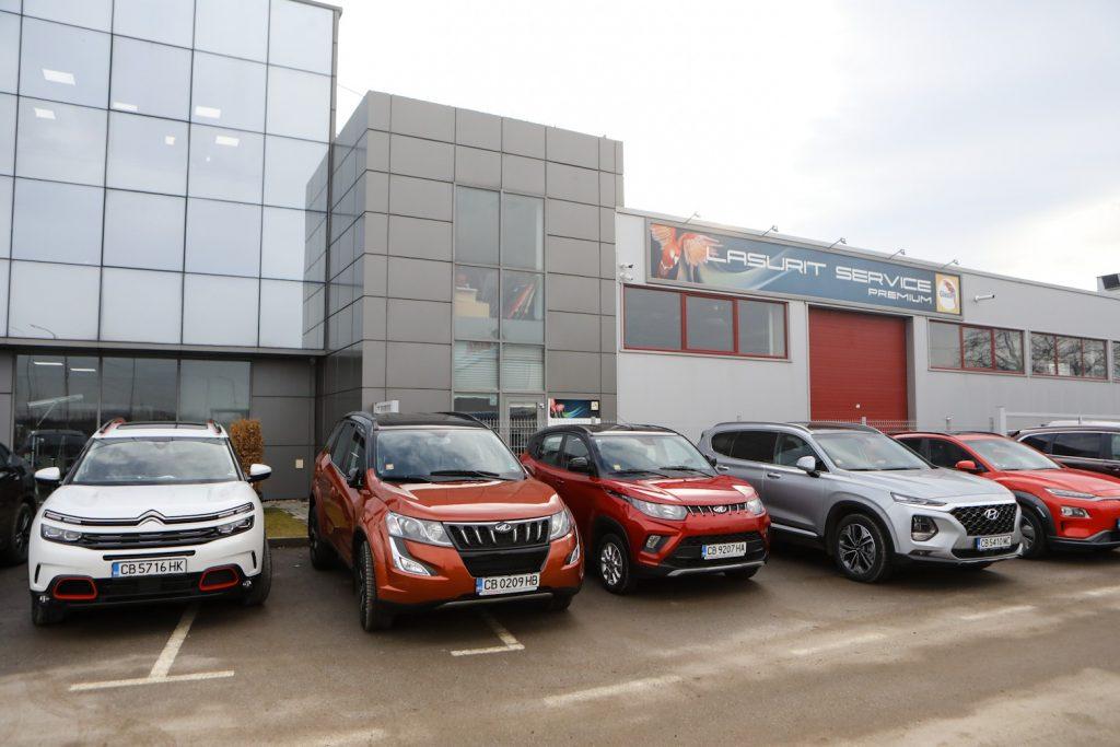 """KUV100 на финалите в """"Автомобил на годината"""" 2019"""