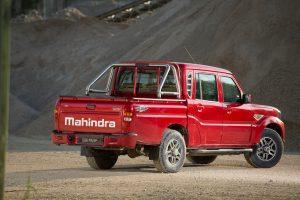 Започнаха продажбите Mahindra GOA Pik-Up Plus